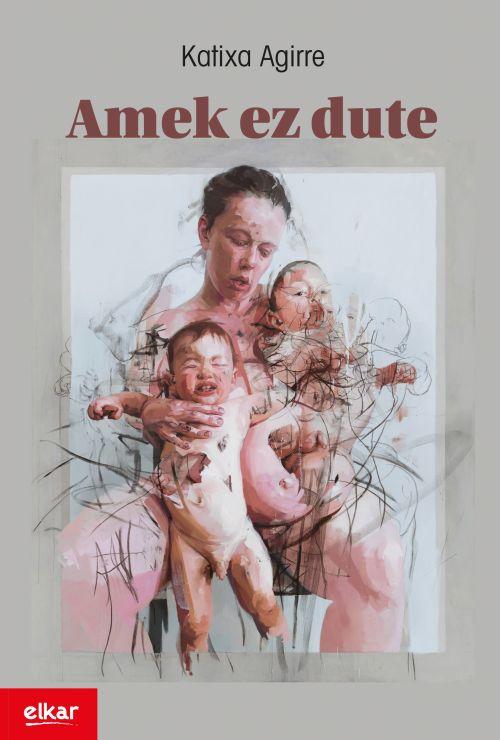 Katixa Agirre 'Amek ez dute' LITERAKTUM.