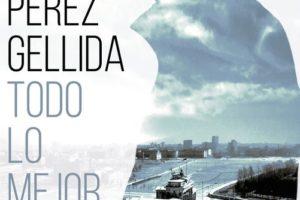 César Pérez Gellida 'Todo lo mejor' Presentación del libro. @ elkar liburu-denda Bilbo (Iparragirre kalea)