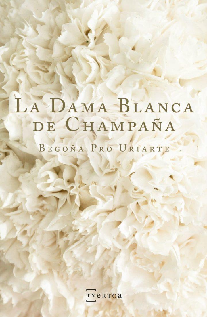Begoña  Pro  Uriarte  'La  dama  blanca  de  champaña'  Presentación  de  libro  y  charla