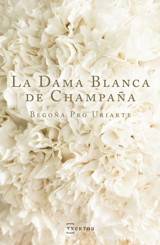 Begoña Pro 'La dama blanca de Champaña' Rueda de prensa.