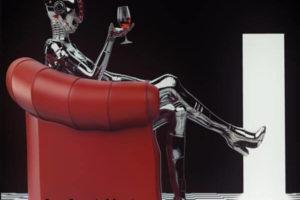 Juan Ignacio Montiano '¿Sueñan los humanos con androides cariñosos?' Presentación de libro @ Elkar aretoa Bilbo (Licenciado poza 14)