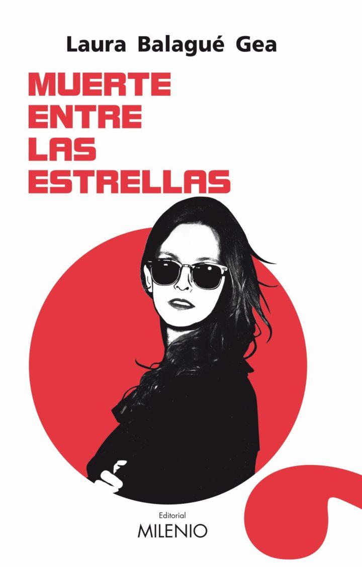 Laura  Belagué  'Muerte  entre  las  estrellas'  Presentación  de  libro