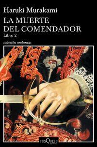 MUERTE DEL COMENDADOR, LA (LIBRO 2)