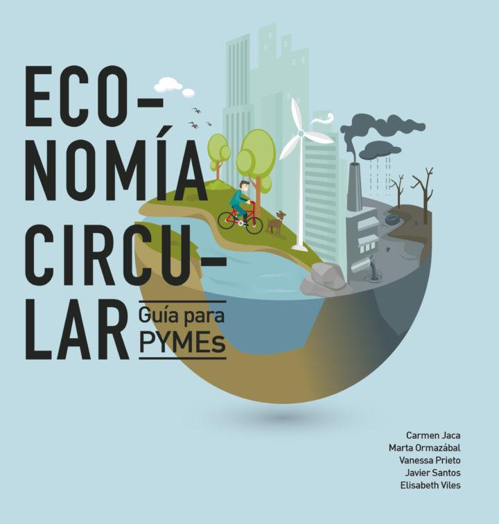 'Economia  Circular.  Guía  para  Pymes'  Presentación  del  libro  +  tertulia.