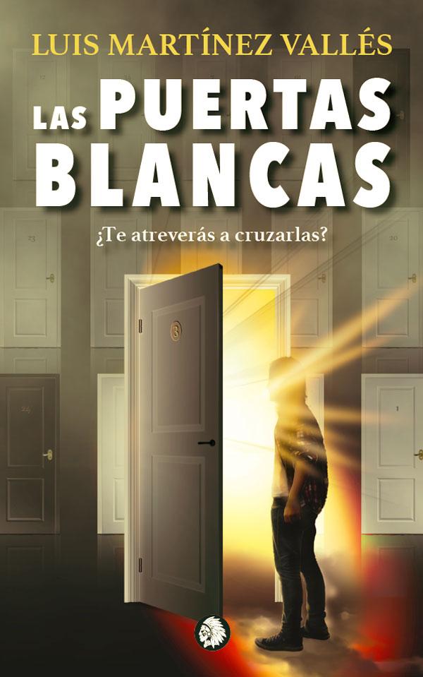 Luis  Martínez  Vallés  'Las  puertas  blancas'  Presentación  del  libro.