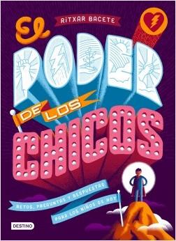 Ritxar bacete 'El poder de los chicos' presentación de libro + firma