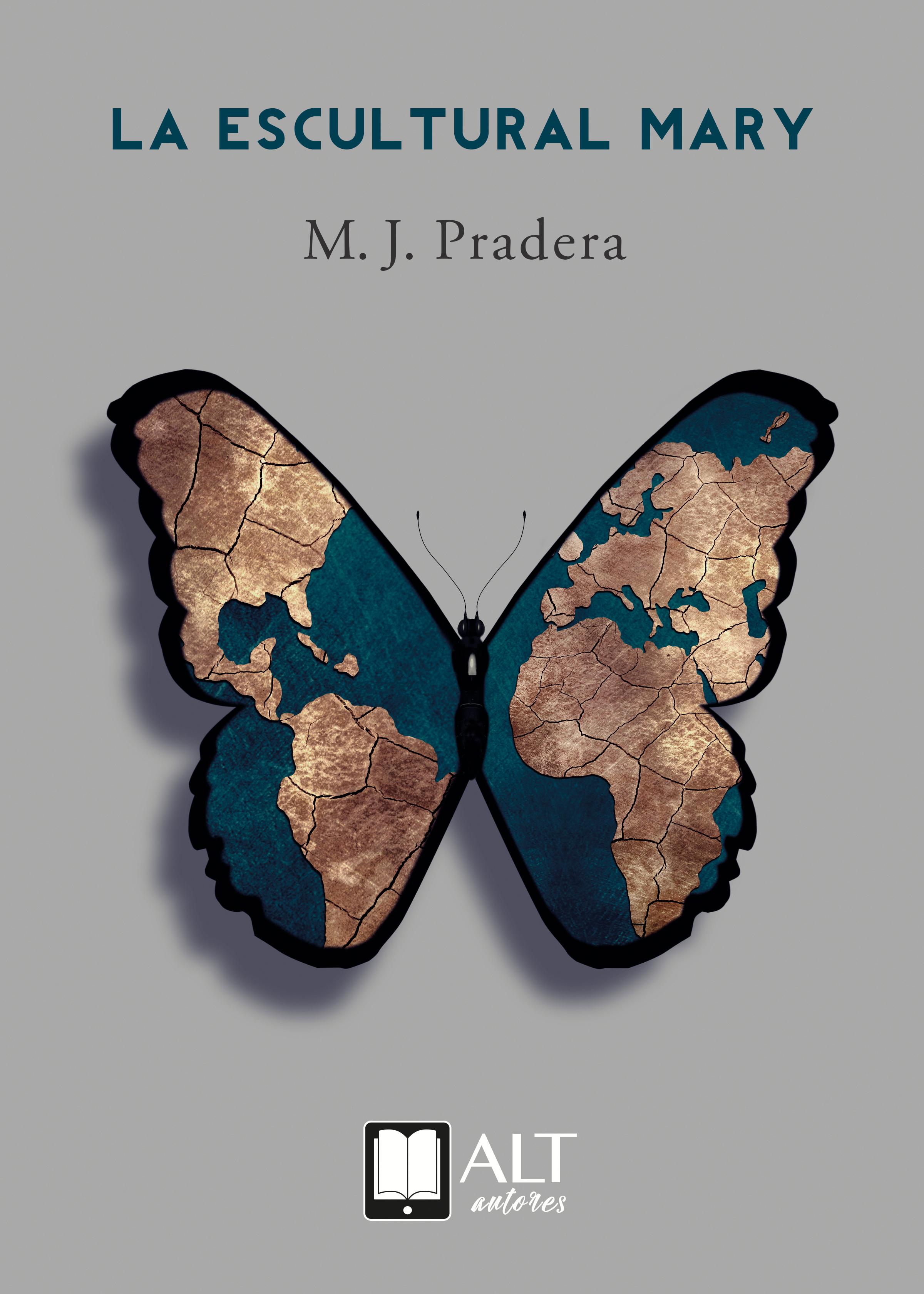 M.J. Pradera 'La escultural Mary' Presentación de libro