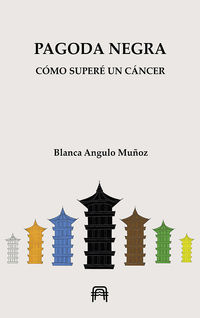 Blanca Angulo Muñoz 'Pagoda negra- Cómo superé un cáncer' Presentación de libro