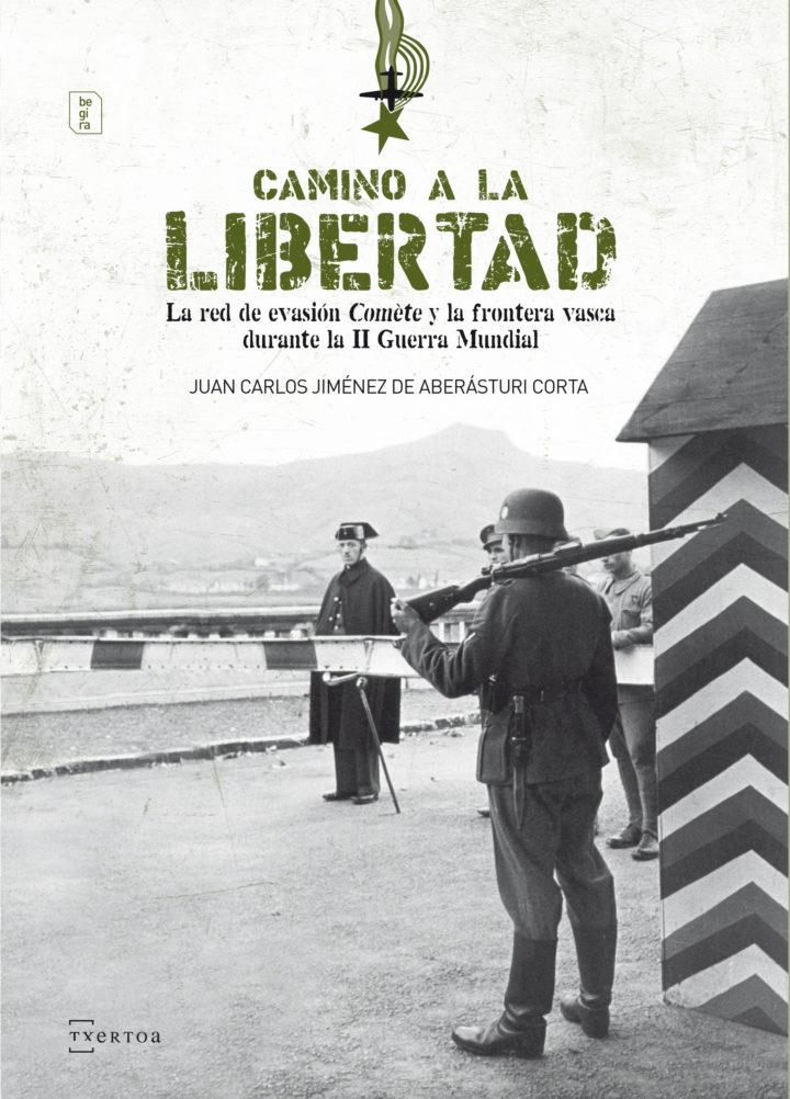 "Juan  Carlos  Jiménez  de  Aberásturi,  ""Camino  a  la  libertad"""