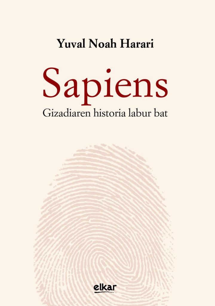 """""""Sapiens.Gizadiaren  historia  labur  bat"""",  Prentsaurrekoa"""