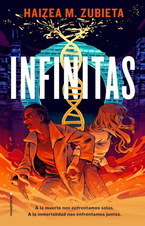 Haizea A. Zubieta 'Infinitas' Presentación de libro