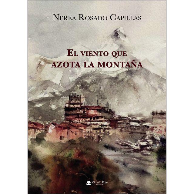 Nerea  Rosado  'El  viento  que  azota  la  montaña'  Presentación  de  libro