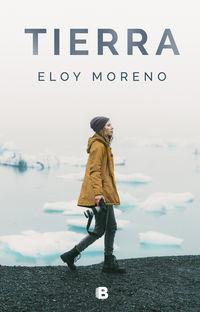 Eloy  Moreno  'Tierra'  Presentación  de  libro