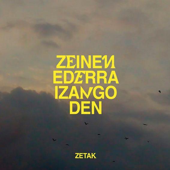 """ZETAK """"ZEINEN EDERRA IZANGO DEN"""" AKUSTIKOA ETA DISKO SINAKETA"""