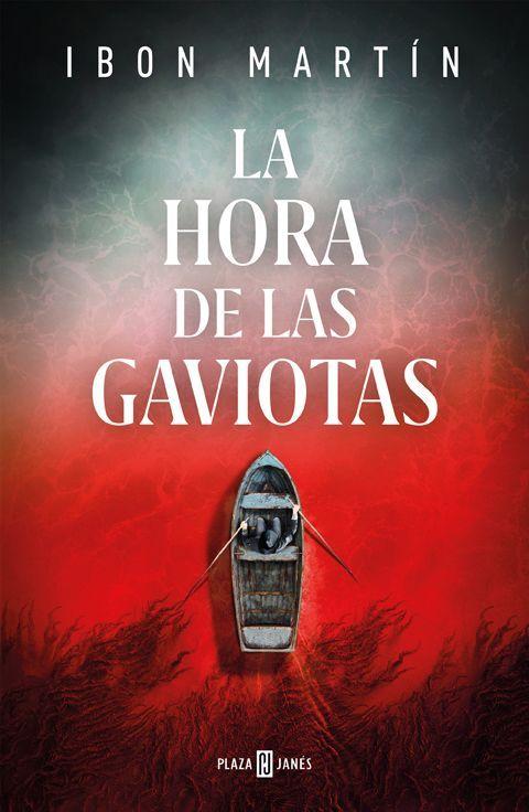 """Ibon Martin """"La hora de las gaviotas"""" FIRMA DE LIBROS"""