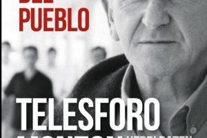 """Itziar Aizpurua eta Santi Brouard """"Telesforo Monzon - La voz del pueblo"""" RUEDA DE PRENSA @ elkar aretoa"""