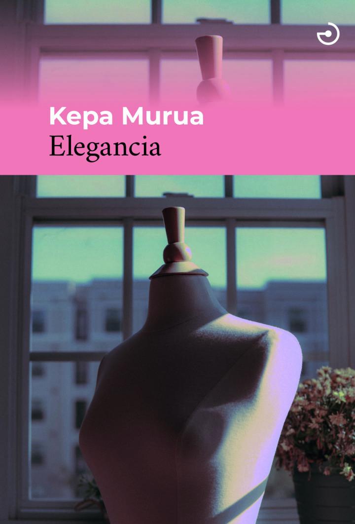 """Kepa  Murua  """"Elegancia""""  FIRMA  DE  LIBROS"""
