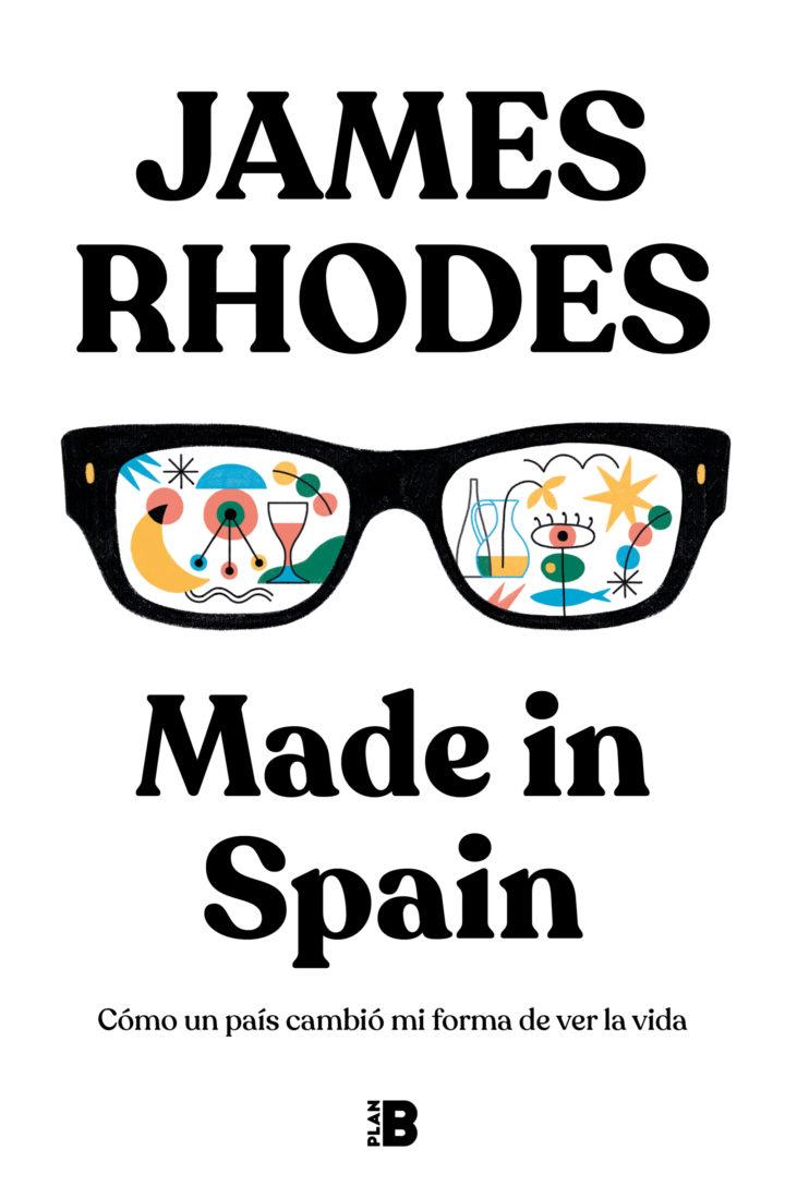"SUSPENDIDO – James Rhodes ""Made in Spain"" FIRMA DE LIBROS"
