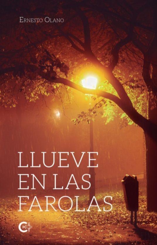 """Olano """"Llueve en las farolas"""" PRESENTACIÓN DE LIBRO"""