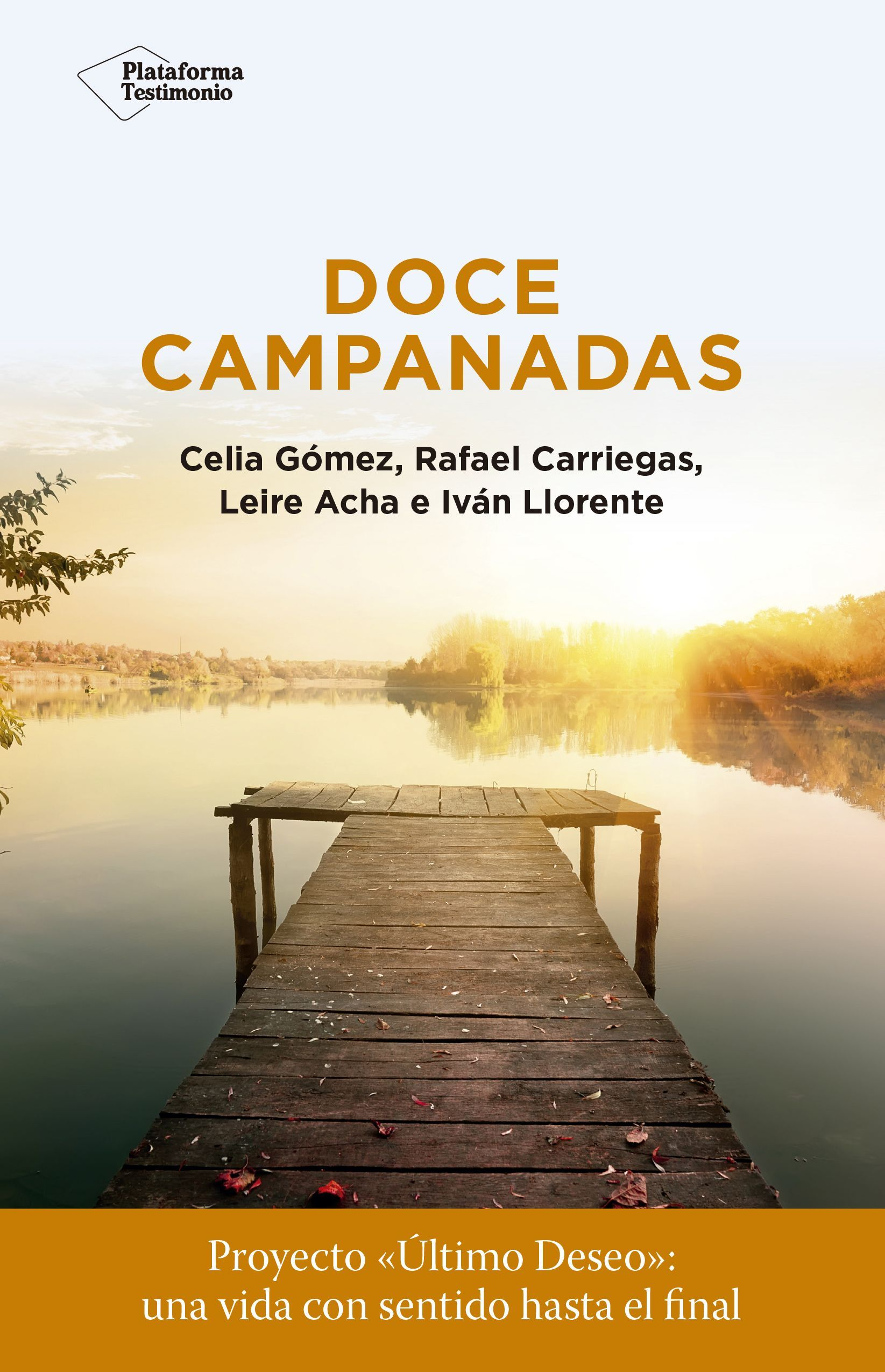 """Celia Gómez, Rafael Carriegas, Leire Acha, Iván Llorente """"Doce campanadas"""" PRESENTACIÓN DE LIBRO"""