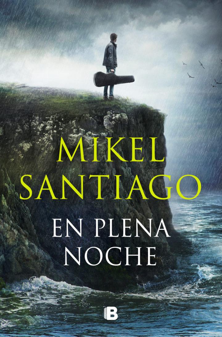 """Mikel  Santiago  """"En  plena  noche""""  PRESENTACIÓN  DEL  LIBRO"""
