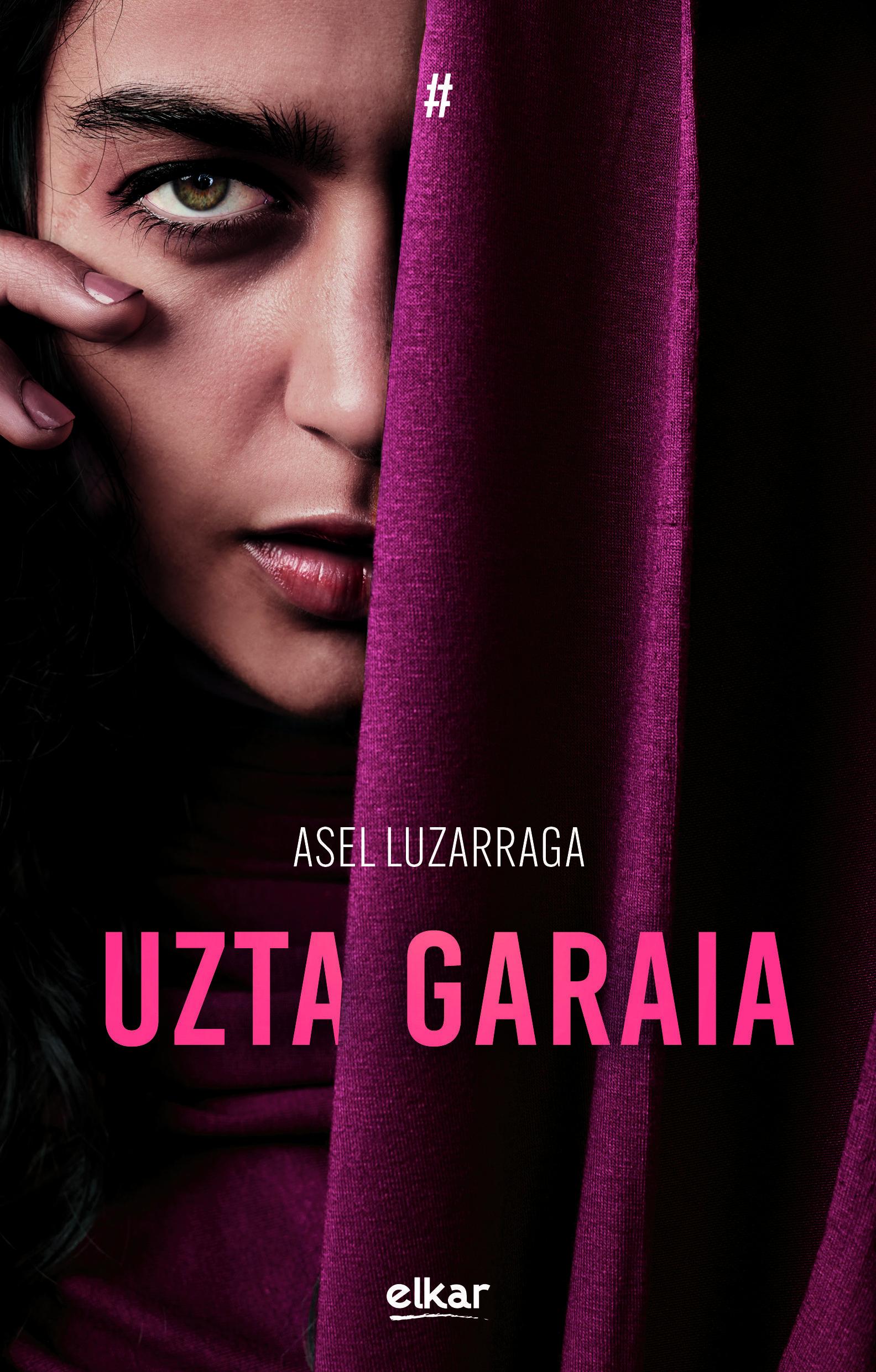 """Asel Luzarraga, """"Uzta garaia"""". Prentsaurrekoa"""